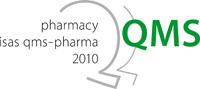 QMS-Logo Ameisen Apotheke Flawil
