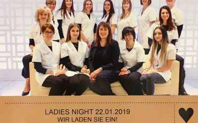 Ladies Night 22.01.2019, 19.00 Uhr