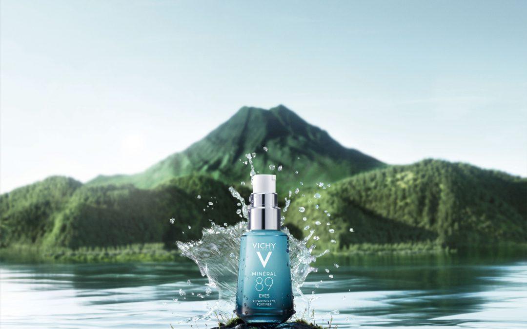 neu von Vichy:  Mineral 89 Augenpflege